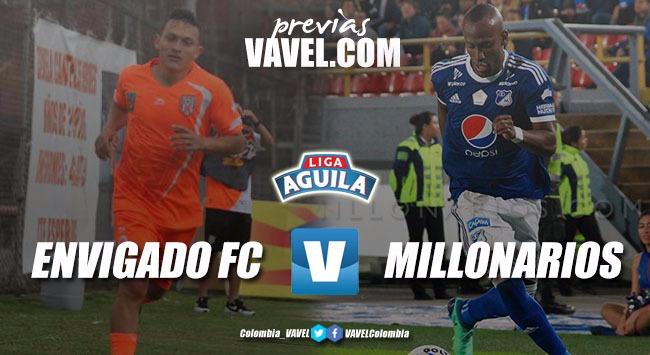 Previa Envigado FC vs Millonarios FC: ¡Los tres puntos que cambian realidades!