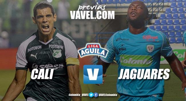 Deportivo Cali vs. Jaguares FC: El 'azucarero' apunta a la Copa, pero no olvida la Liga