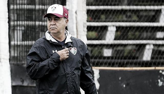 Marcelo Oliveira exalta jogadores do Fluminense após classificação: ''Foram guerreiros''
