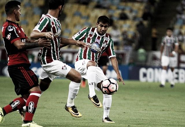 Confira histórico do Fluminense contra times brasileiros em jogos sul-americanos