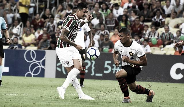 Em jogo morno, Fluminense e Sport ficam no empate sem gols no Maracanã