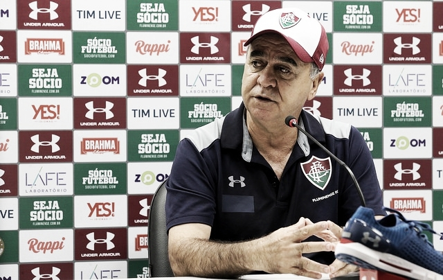 Marcelo Oliveira lamenta empate do Flu sem gols no Maracanã: ''Faltou inspiração e capricho''