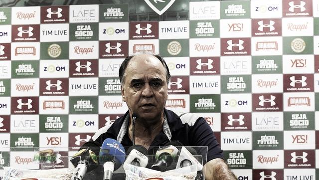Após mais um jogo sem vitória, Marcelo Oliveira admite que Flu briga contra o rebaixamento