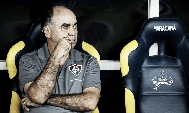 Marcelo Oliveira não é mais o técnico do Fluminense