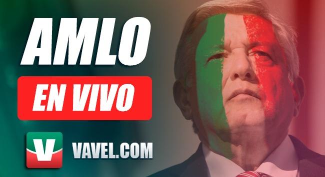 Resumen de la toma de protesta AMLO como presidente de México