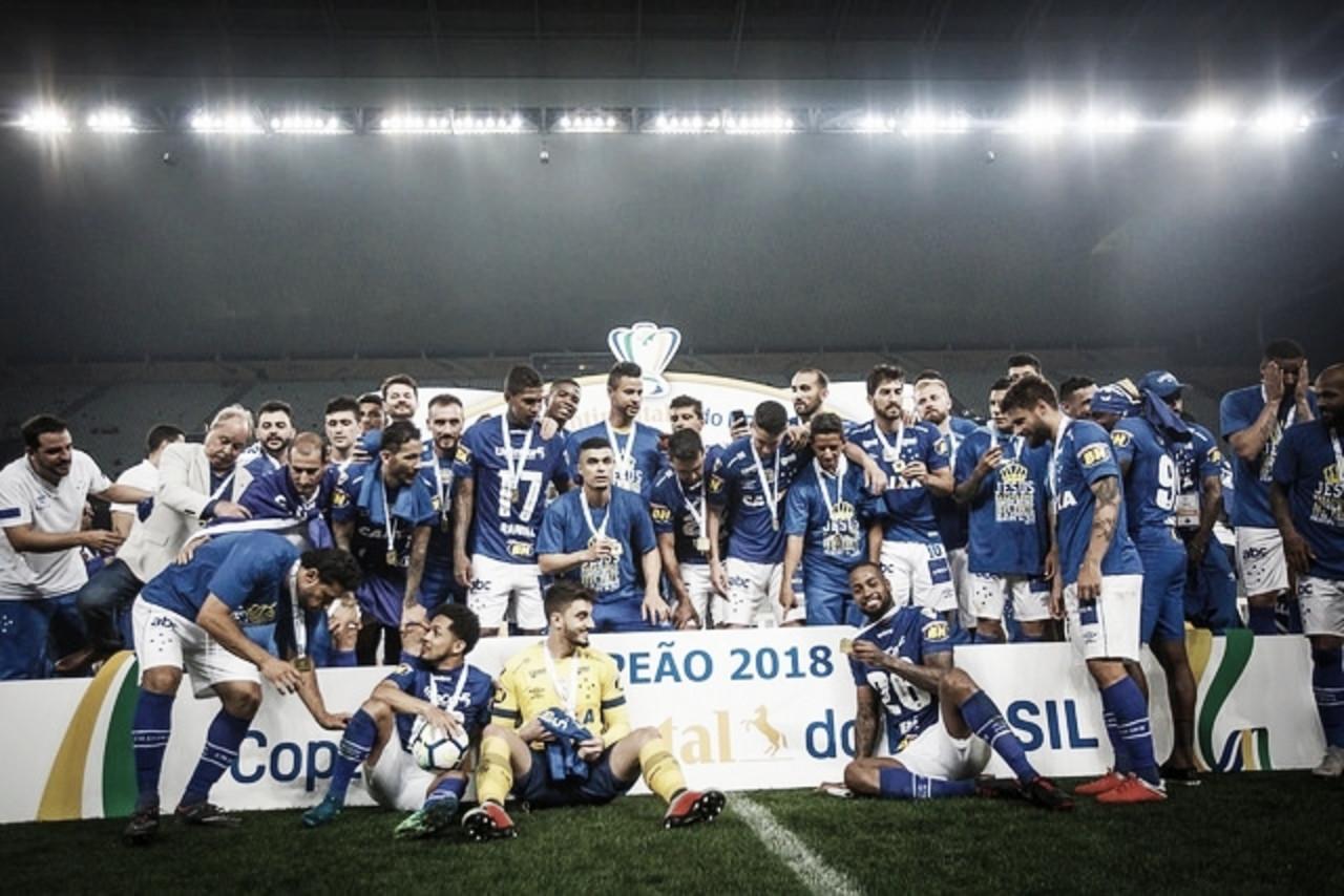 Retrospectiva VAVEL: Título da Copa do Brasil e decepção na Série A marcam ano celeste