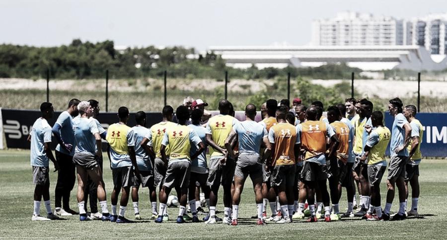 Fluminense se reapresenta para a temporada 2019