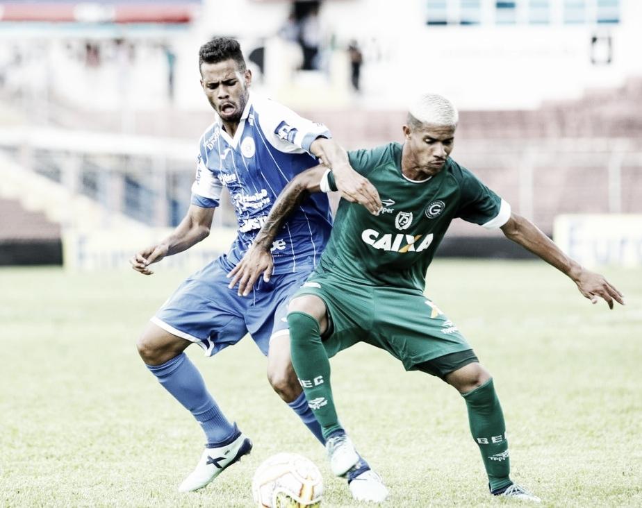 Goiás goleia São Bento e lidera o Grupo 31 na Copinha 2019