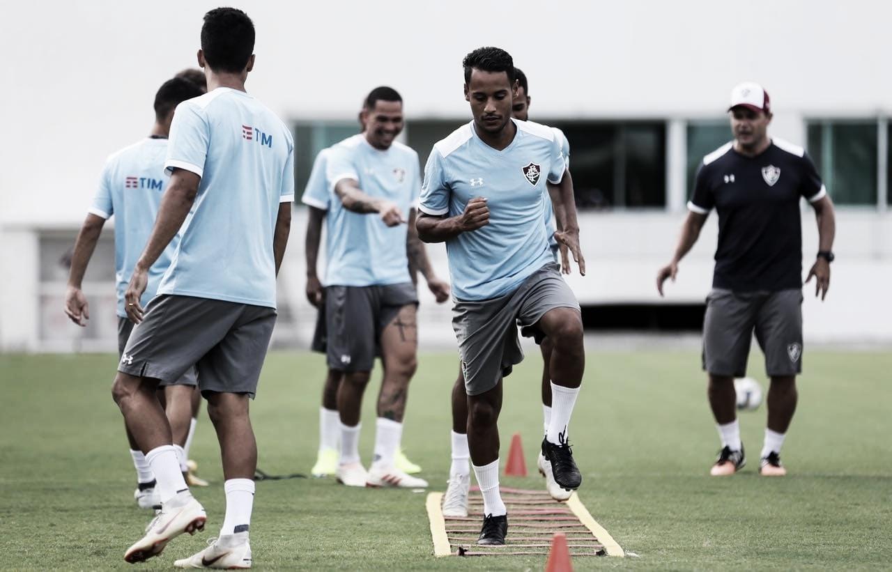 Fluminense anuncia contratação do atacante Mateus Gonçalves