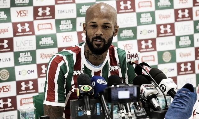 Apresentado, Bruno Silva afirma que jogar no Fluminense será um grande desafio na carreira