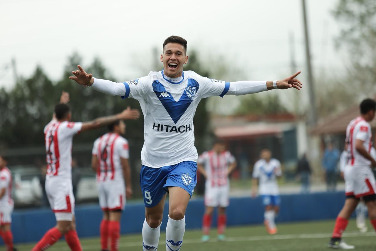 Godoy Cruz está interesado en el delantero Nazareno Bazán, juvenil de Vélez