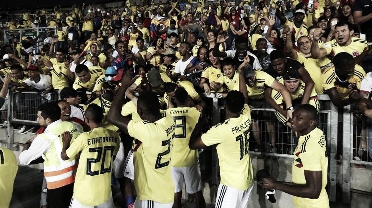 Con suspenso, la Selección colombia sub 20 clasifica al Hexagonal