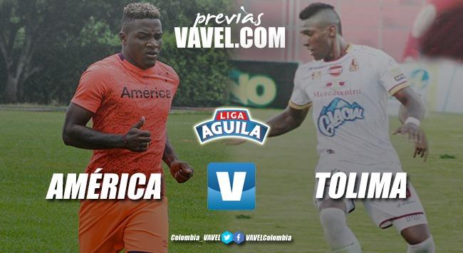Previa América de Cali vs Deportes Tolima: por un triunfo que mejore realidades