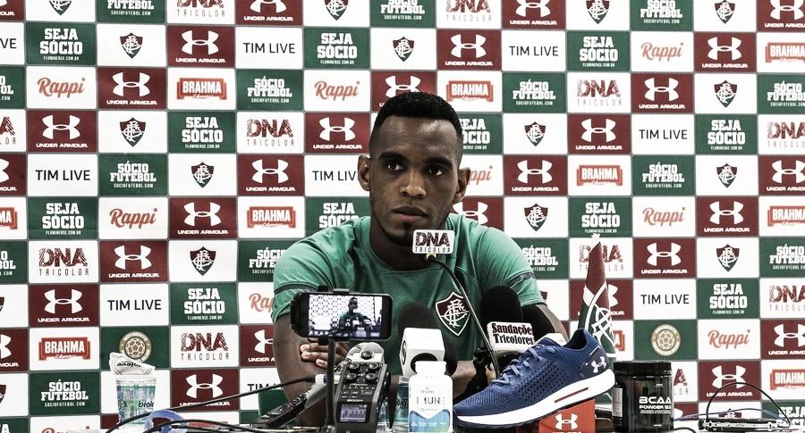 """Apesar do clima triste, Digão fala sobre o Fla-Flu: """"Será um grande jogo"""""""
