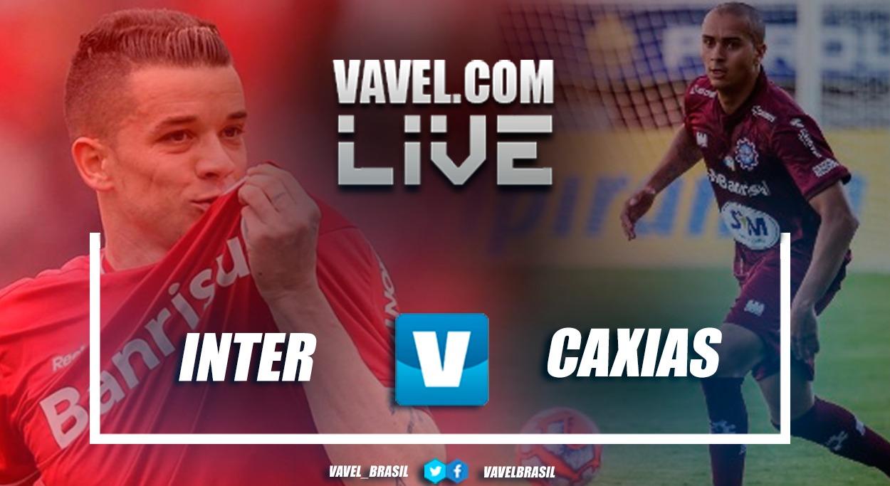 Inter x Caxias AO VIVO no Campeonato Gaúcho 2019