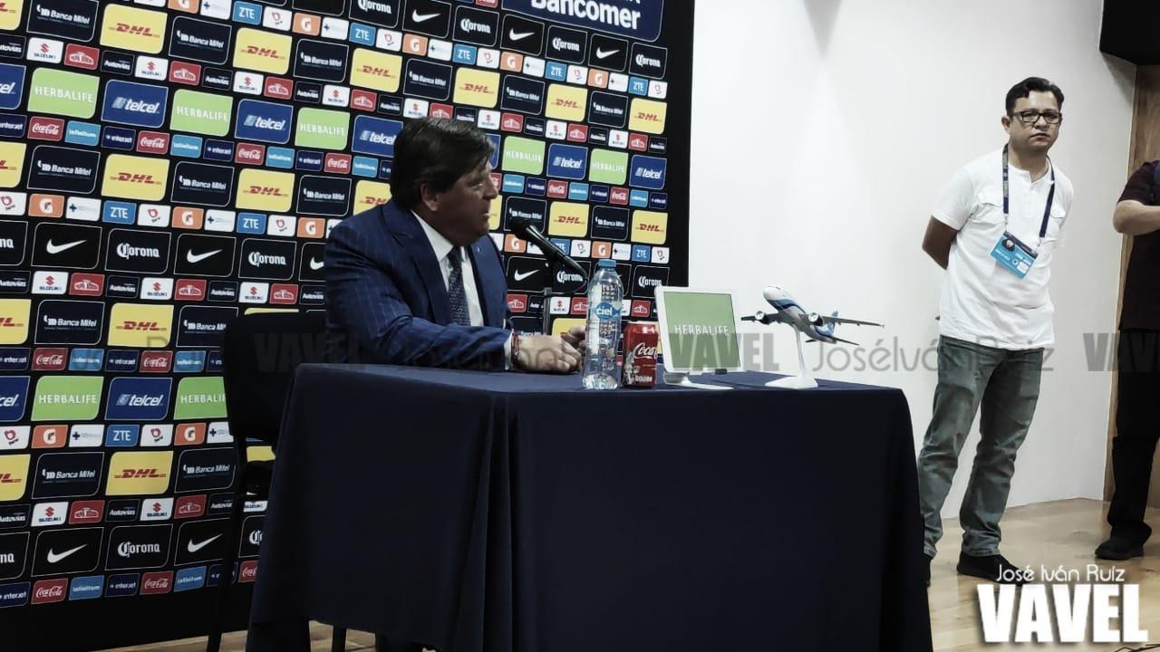 """Miguel Herrera: """"¿Perdedor un tipo que acaba de ser Campeón?"""""""