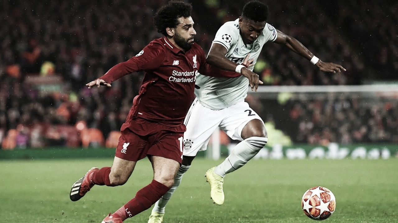 Liverpool empata com Bayernde Munique noAnfielde deixa disputa em aberto