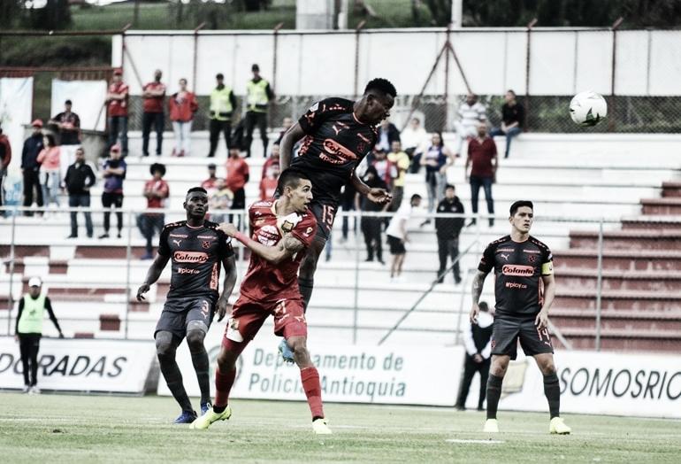 Independiente medellín volvió al triunfo después de siete fechas