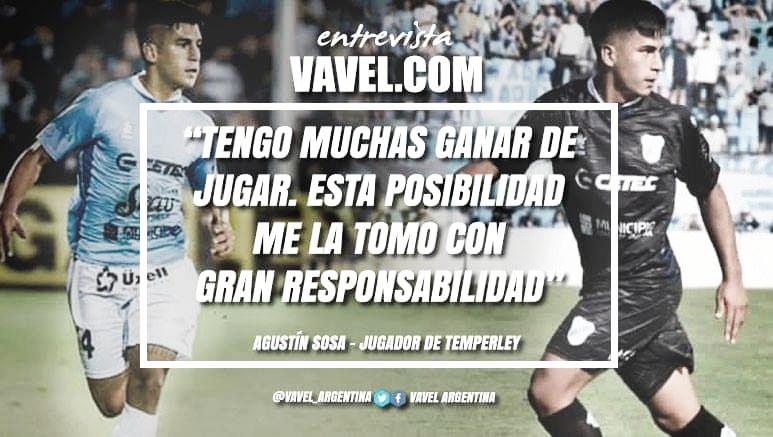 """Agustín Sosa: """"Estamos muy ilusionados con entrar al Reducido y pelear el ascenso hasta el final"""""""