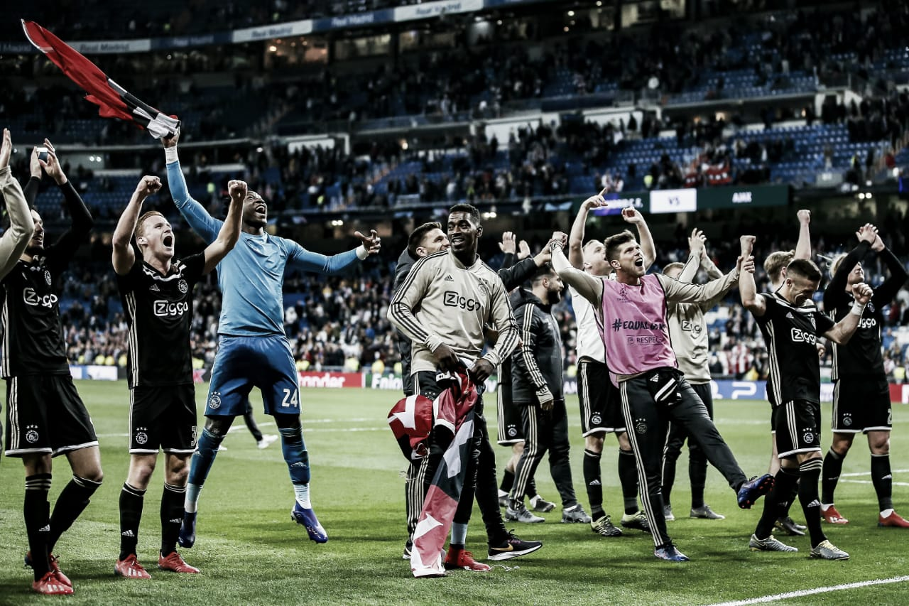 Com show de Tadic, Ajax elimina Real Madrid da Champions League