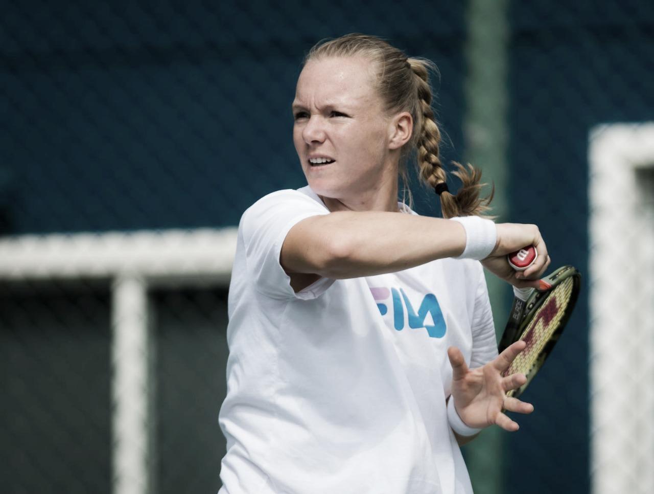 Bertens domina Linette e avança em Indian Wells