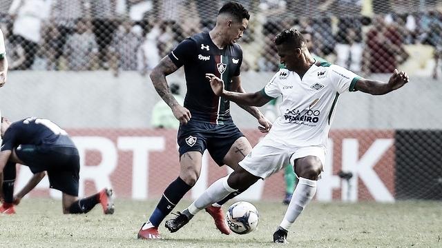 """Luciano comemora bom início de temporada pelo Fluminense: """"Melhor fase na minha carreira"""""""