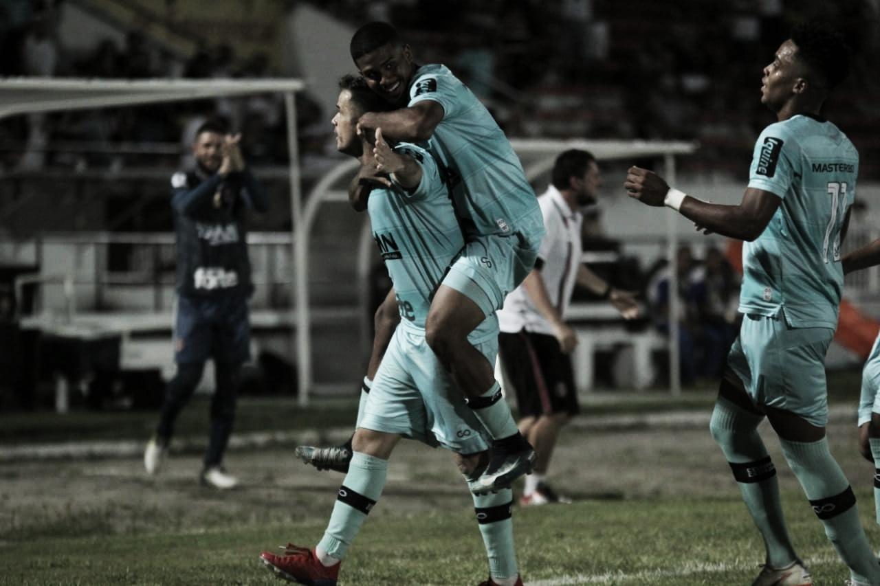Santa Cruz e CSA ficam no empate em jogo sem muitas chances pela Copa do Nordeste
