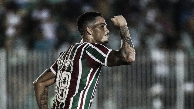 Com dois gols de Luciano, Fluminense vence Boavista e se mantém na liderança do Grupo C