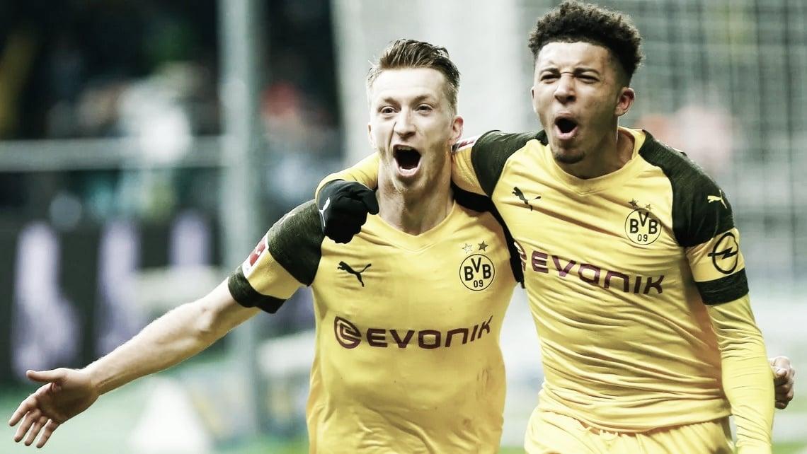 Seis curiosidades sobre a vitória do Borussia Dortmund contra o Hertha Berlin