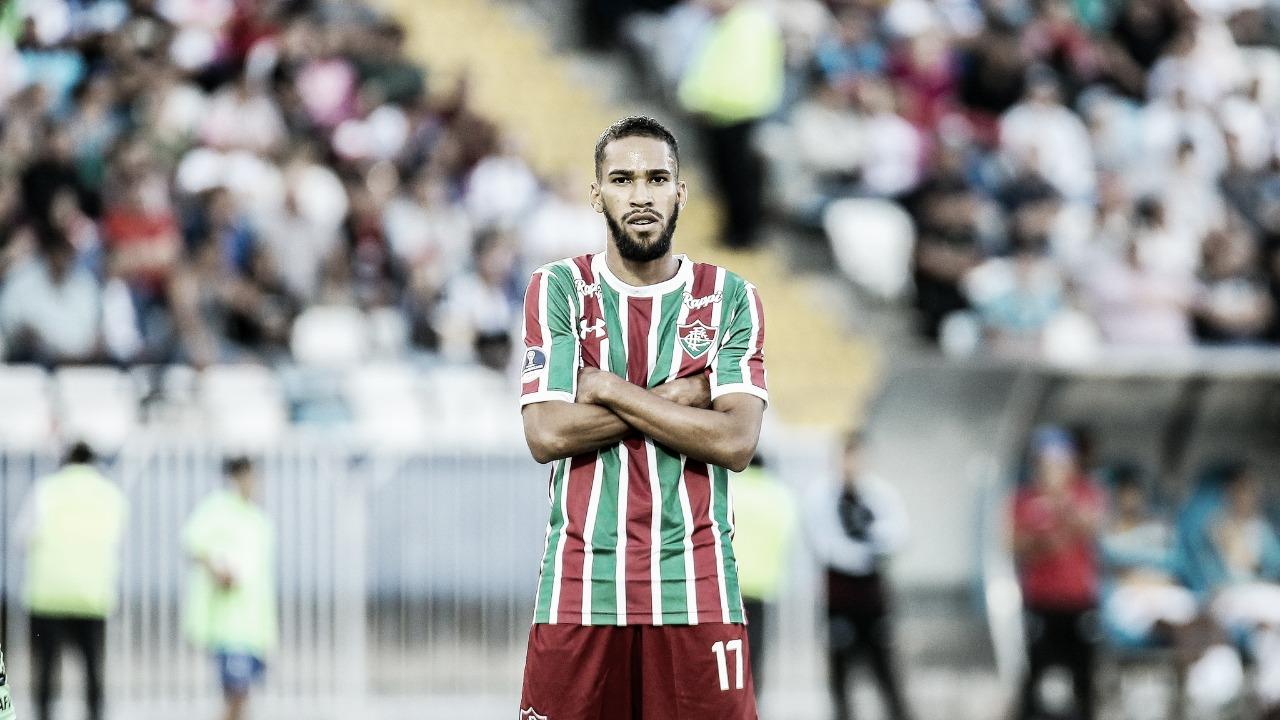 Everaldo festeja vitória pela Sul-Americana e Yony exalta entrega do Fluminense
