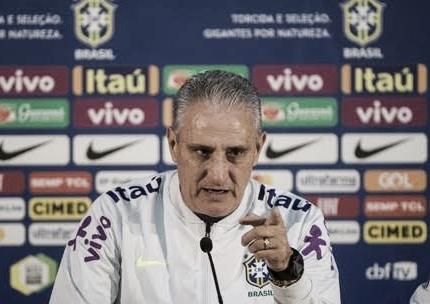 """Visando ter mais chances de gol, Tite alerta: """"Antes da finalização, tem o processo de criação"""""""