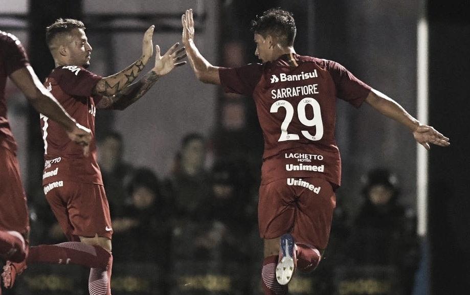 Inter bate Novo Hamburgo e encaminha classificação no Campeonato Gaúcho