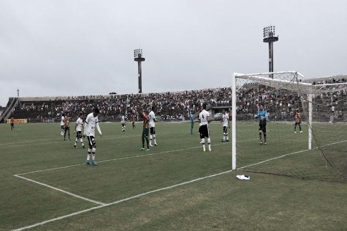 Resultado e gols de Botafogo-PB x Sampaio Corrêa (1-0)