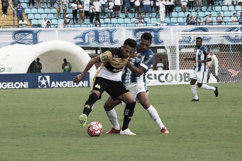 Resultado e gols de Criciúma x Avaí pelo Campeonato Catarinense (0-2)