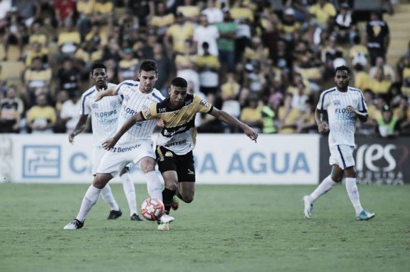 Fora de casa, Avaí vence clássico contra Criciúma e assume o topo do Catarinense