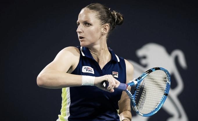 Pliskova vence batalha contra Putintseva e avança em Miami