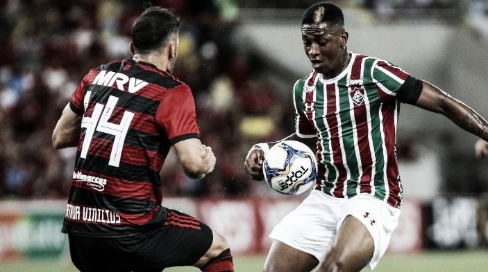 Fluminense e Flamengo duelam em busca de uma vaga na final da Taça Rio