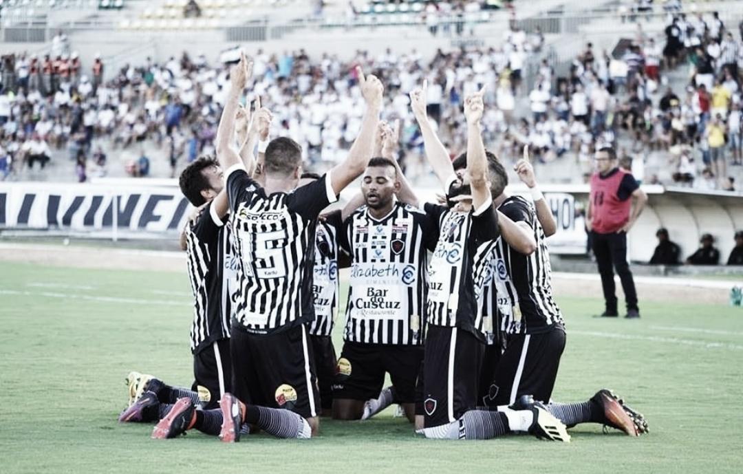 Tranquilo, Botafogo-PB enfrenta CSP pelo Paraibano