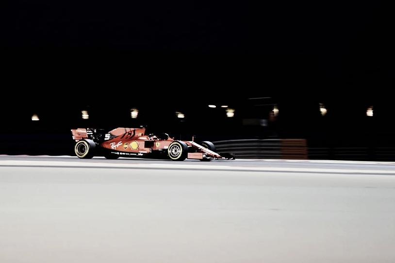 GP do Bahrain: em treinos livres, Ferrari faz nova dobradinha
