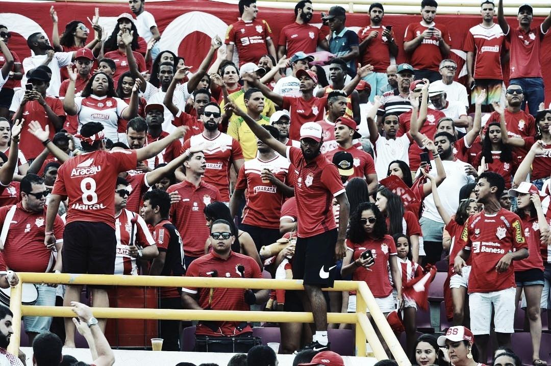 Visando classificação na Copa do Nordeste, Sergipe recebe Moto Club
