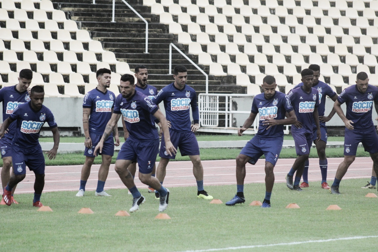 Bahia e Vitória buscam classificação contra Sampaio e Náutico na Copa do Nordeste
