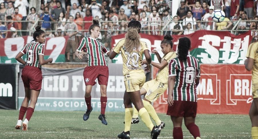 """Após marcar na estreia, Tarciane fala sobre a vitória: """"Lutamos até o final"""""""
