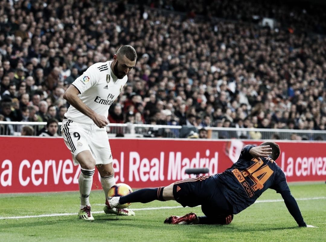 Horario y dónde ver el Valencia-Real Madrid