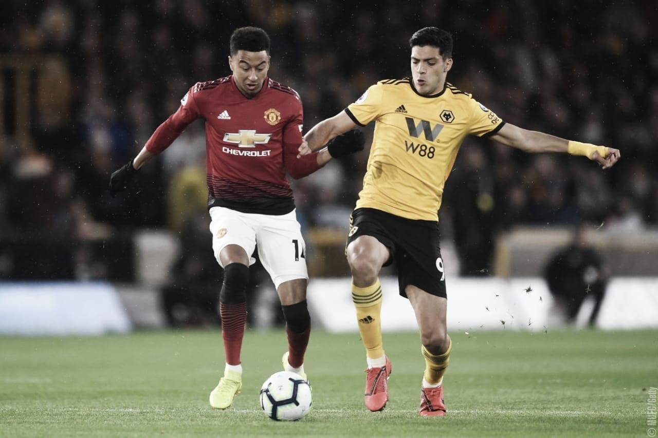 Wolverhampton faz mais uma vítima e bate Man United de virada pela Premier League