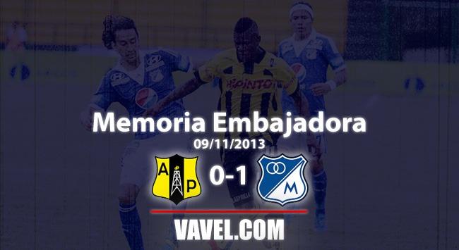 Memoria embajadora: Primera victoria 'embajadora' en Barrancabermeja