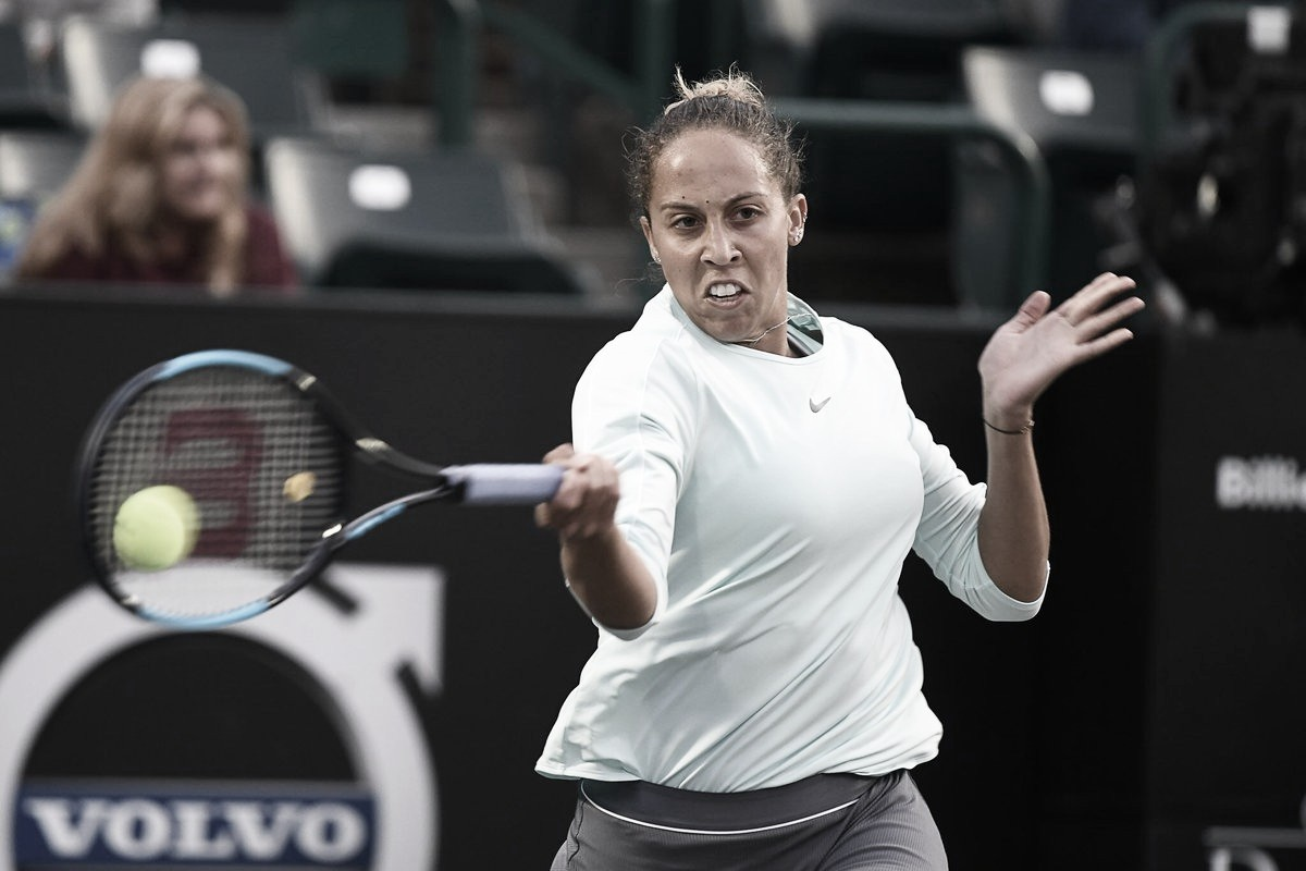 Keys sofre, mas derrota Tatjana Maria e avança à terceira rodada em Charleston