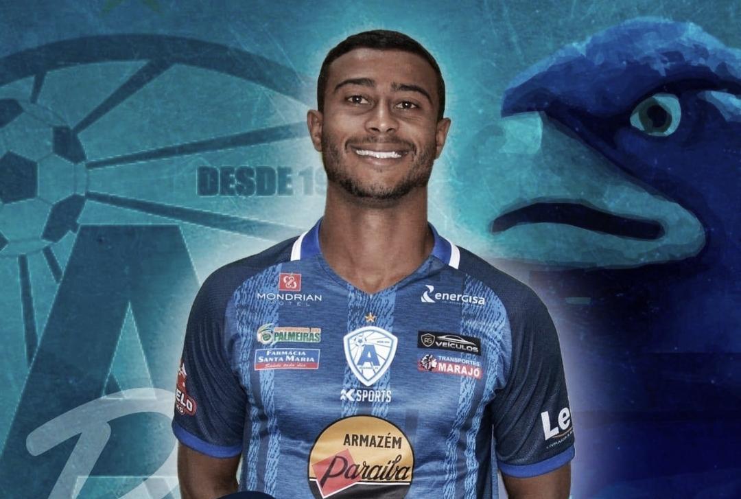 Artilheiro do Campeonato Paraibano, atacante Bruno vai jogar a Série B pelo Oeste