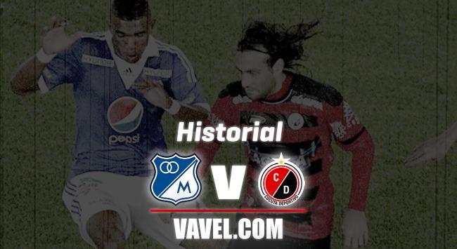 Historial Millonarios FC vs Cúcuta Deportivo: amplio dominio del 'embajador'