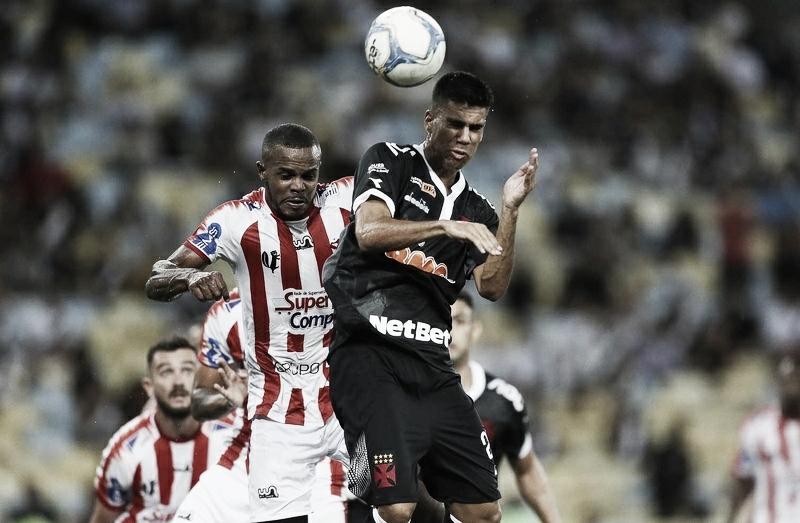 Resultado Vasco 2 x 1 Bangu no Campeonato Carioca 2019