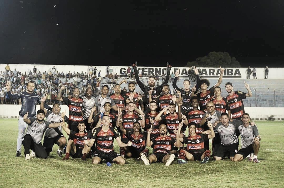 Campinense derrota Atlético-PB nos pênaltis e está na final do Campeonato Paraibano
